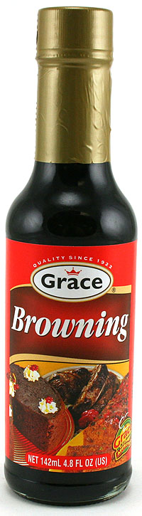Grace Browning Sauce