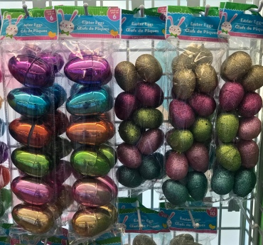 Dollar Tree Easter Eggs