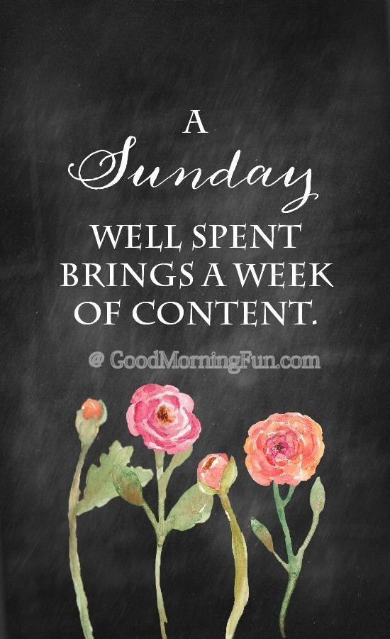 Sunday-wishes