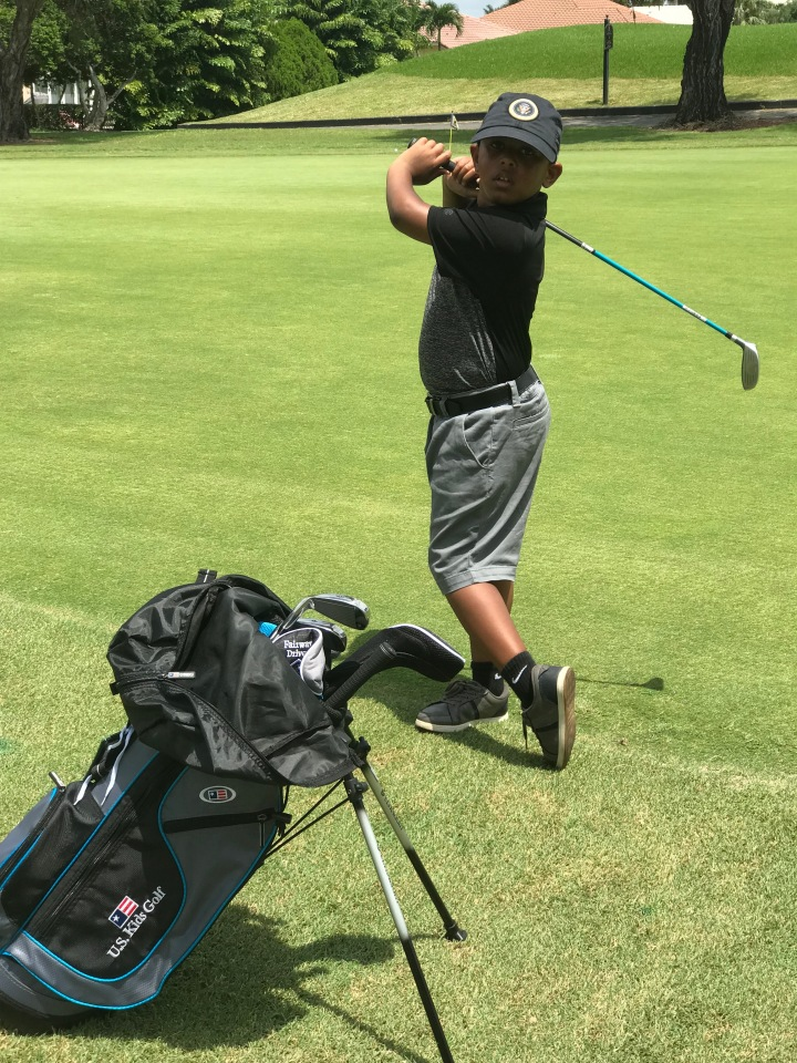 Golf Camp Week Chronicles